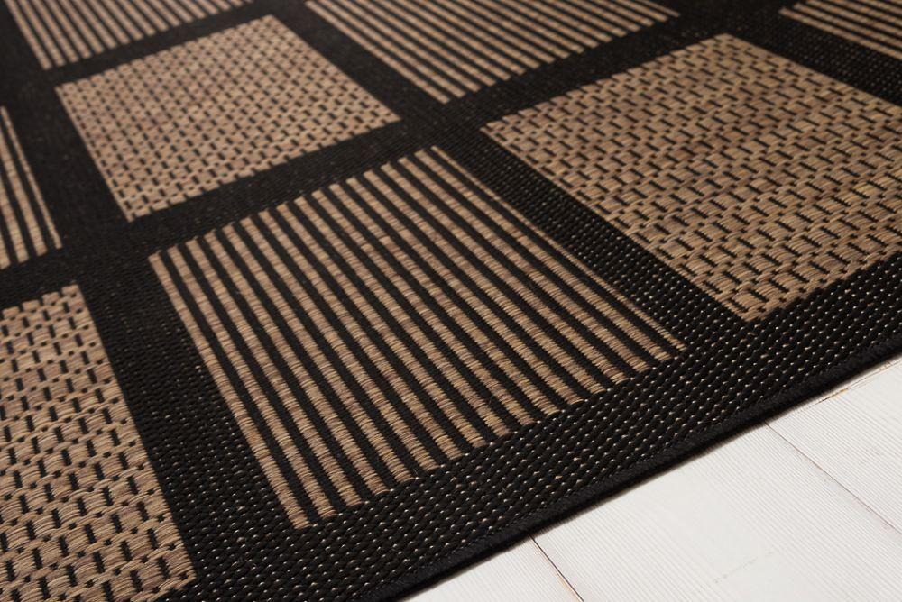 Brick Line Coffee/Black 80x250