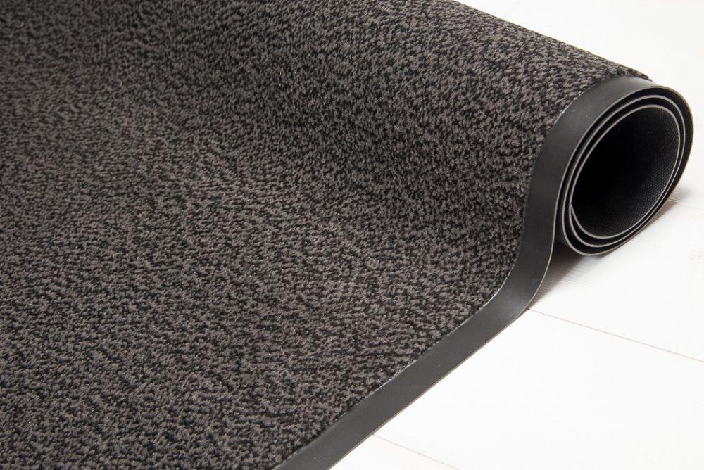 Clean antracit 90x150