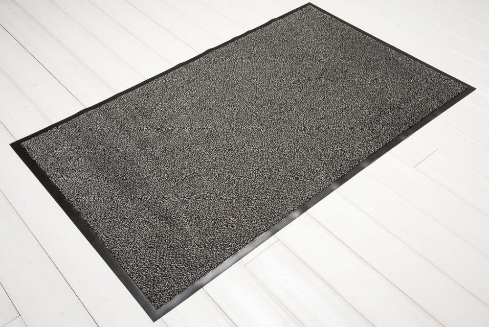 Clean ljusgrå 90x150