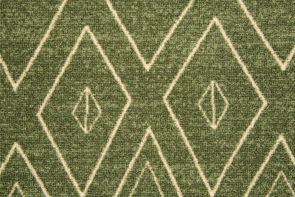 Diamond gång grön