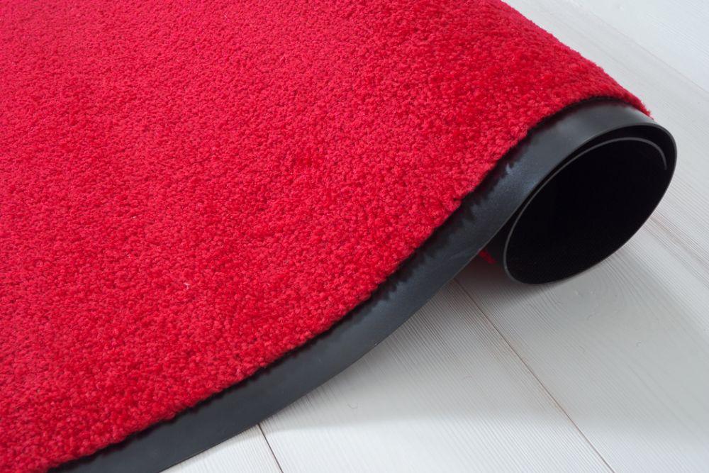 Clean röd 60x90