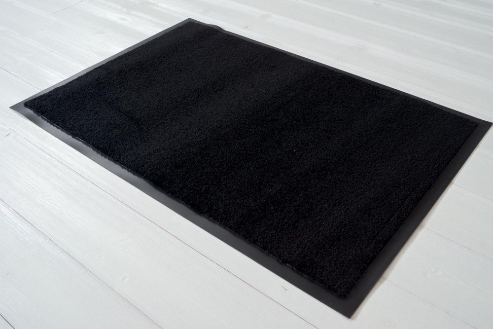 Clean svart 90x150