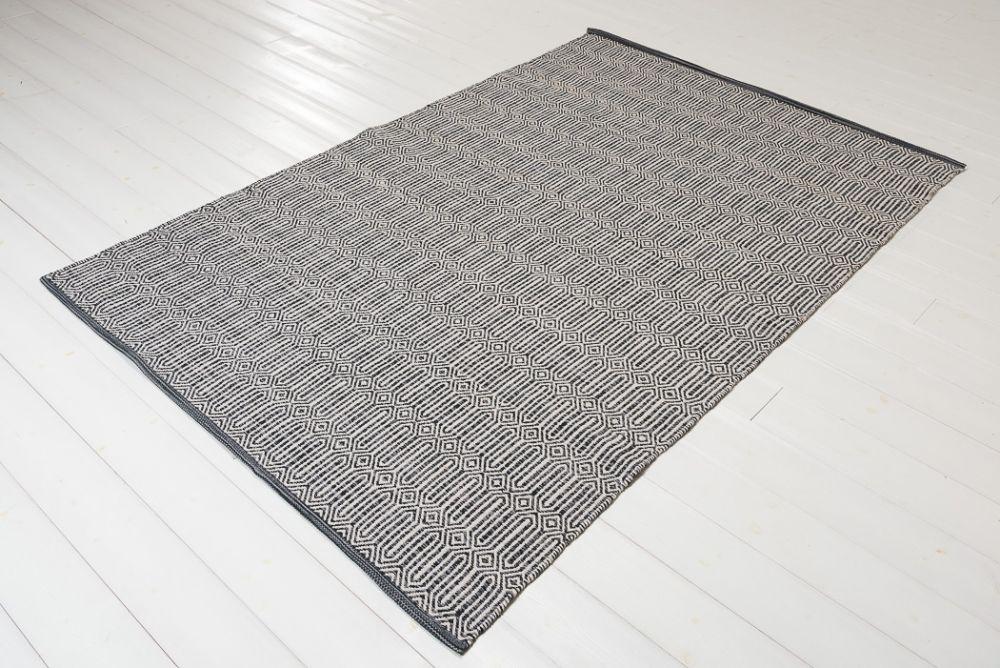 Bena blå/grå 140x200