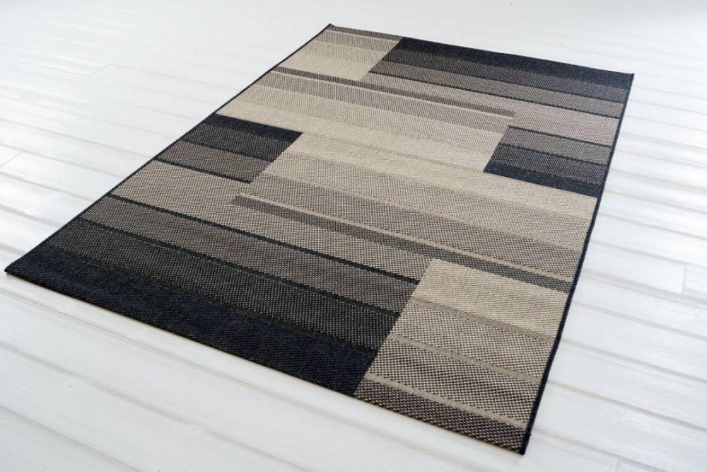 Schack svart/vit 230x330