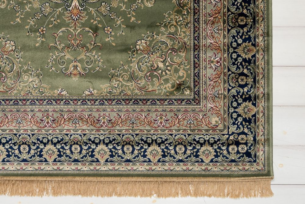 Taebriz Silk Green 130x190
