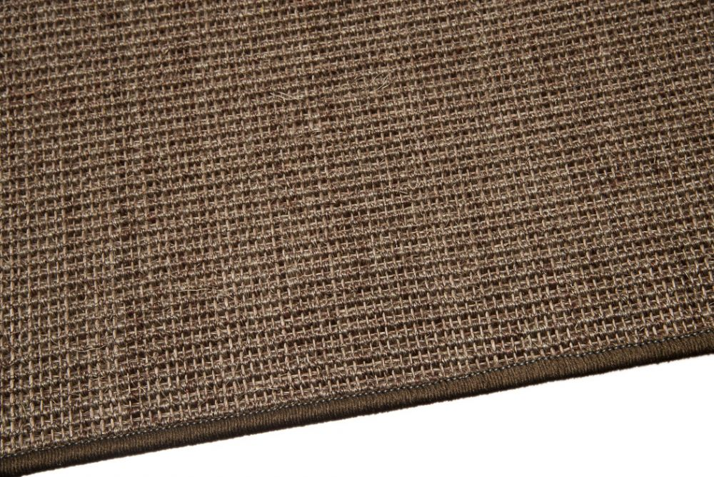 Sisal top Bouclé coffee