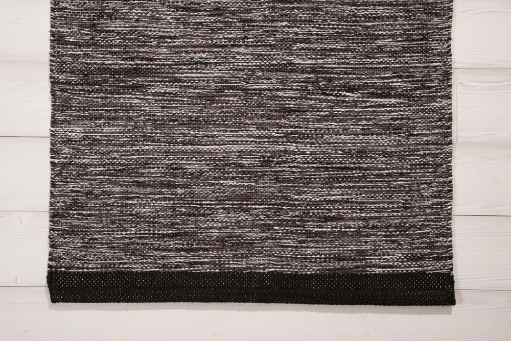 Heby svart-vit 70x200