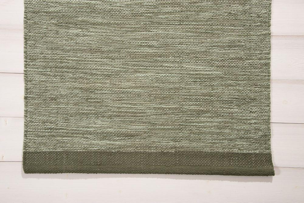 Heby grön 70x200