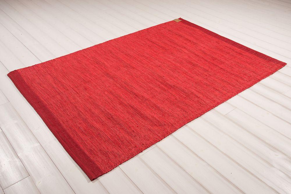 Heby röd 160x230