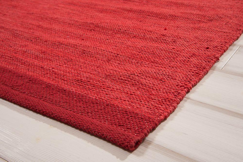 Heby röd 135x190