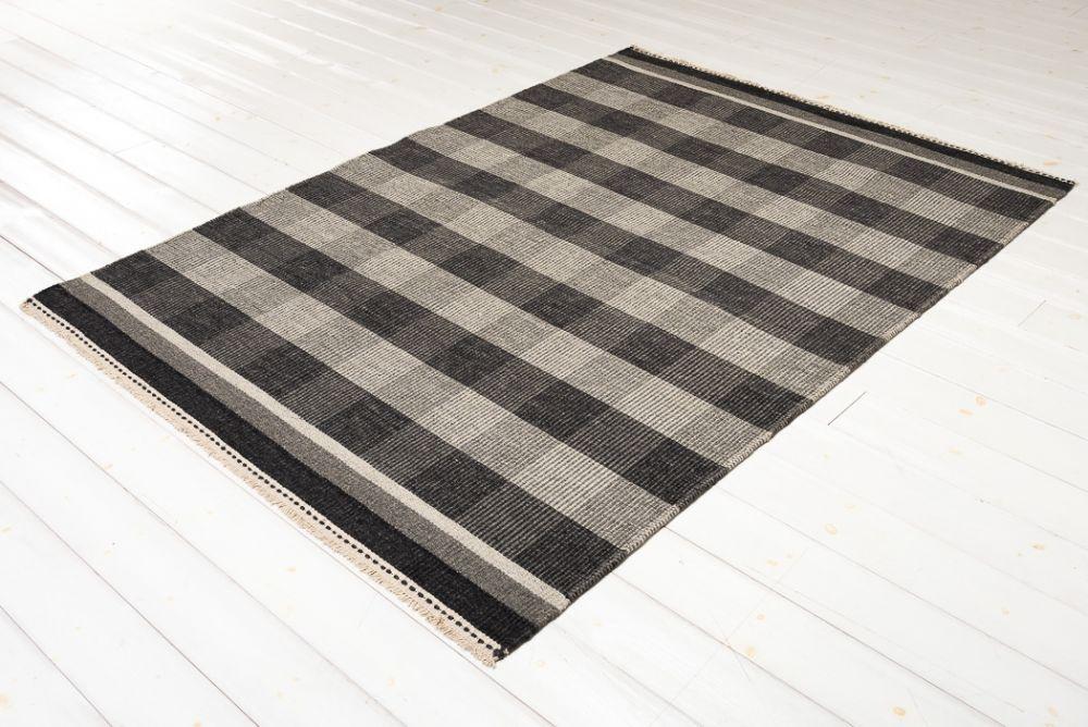 Lino Dark Gray 200x300