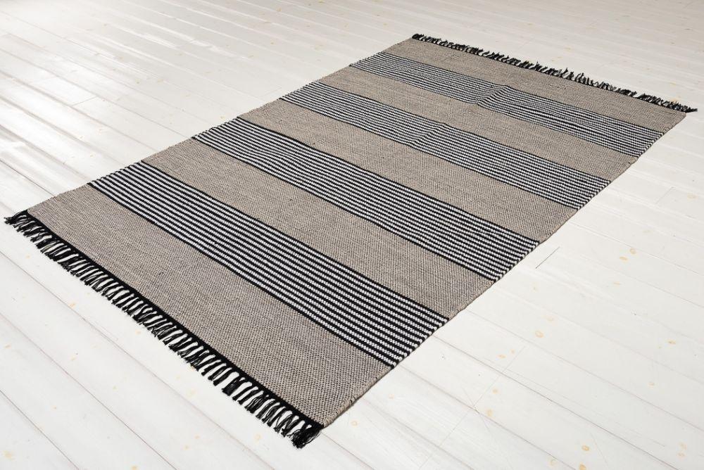 Kragerö Black 160x230