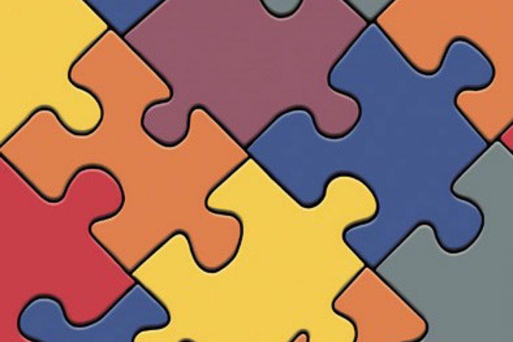 Comfort Vinyl puzzle